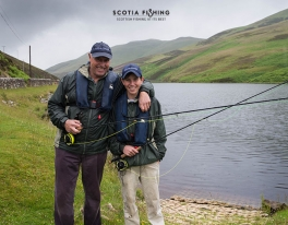 father-and-son-fishing-trips-edinburgh