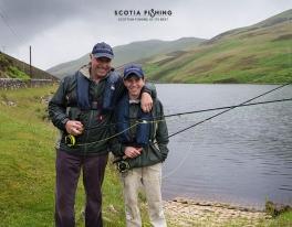 father-and-son-fishing-trips-edinburgh