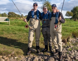 father-and-son-salmon-fishing-trips-scotland-uk