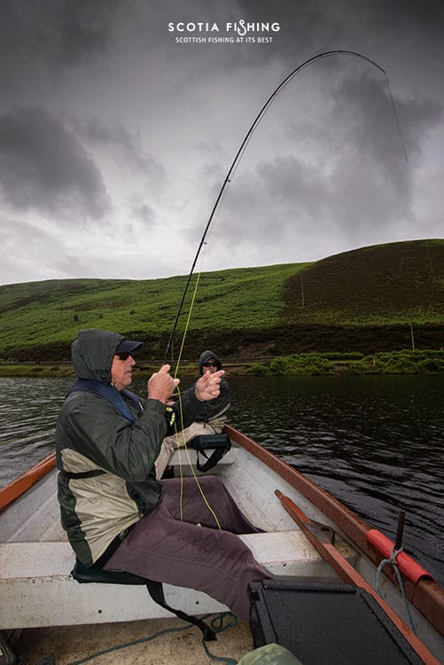 Fly fishing for beginners in scotland uk for Fishing for beginners