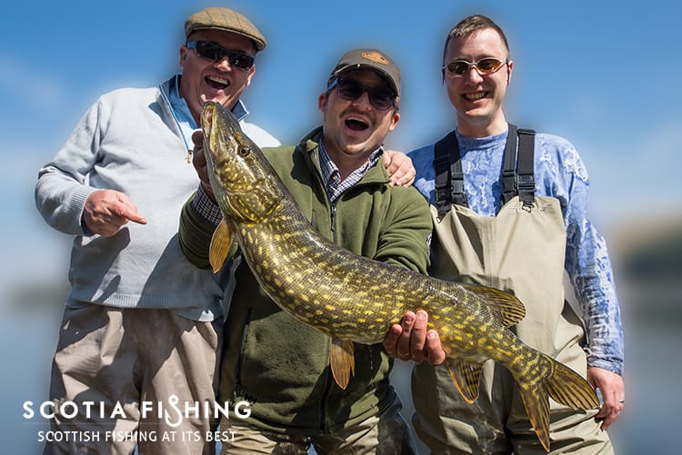 pike-fishing-uk-march-april-scotland