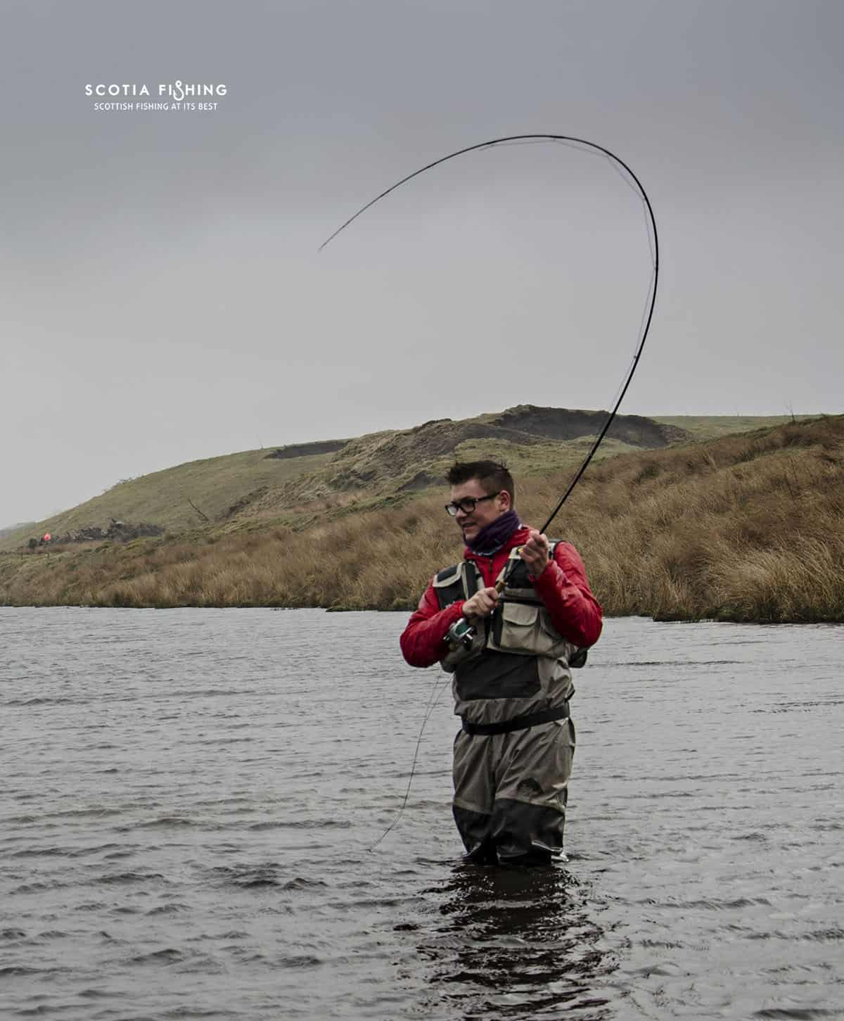 Trout fishing guide scotland 23 for Fishing in scotland